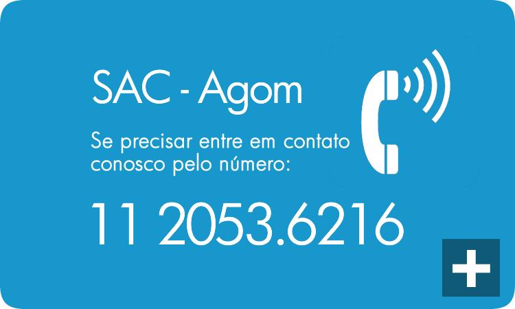 Atendimento Agom - SAC